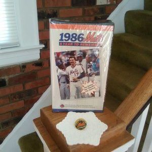 1986 Mets Collectible